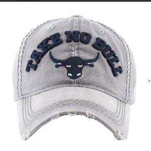 Take No Bull Cap Hat